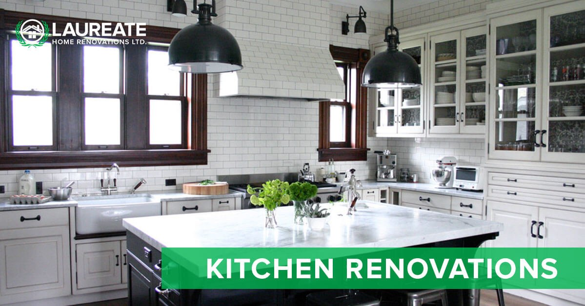 Langley custom kitchen renovations + Surrey custom kichen renos