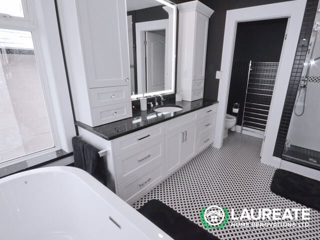 Langley custom bathroom renovations