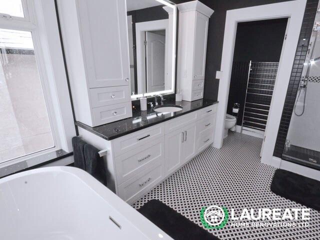 Langley Surrey bathroom renovations | Laureate Home Renovations